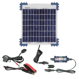 OptiMateSolar + 10W Solar Panel