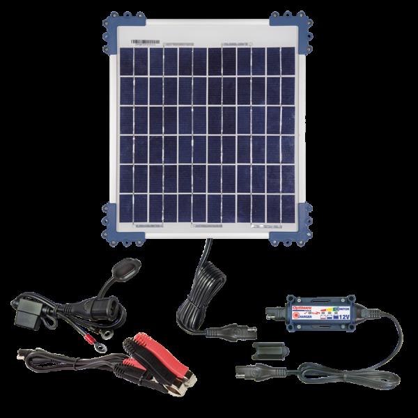 OptiMate Solar + 10W Solar Panel