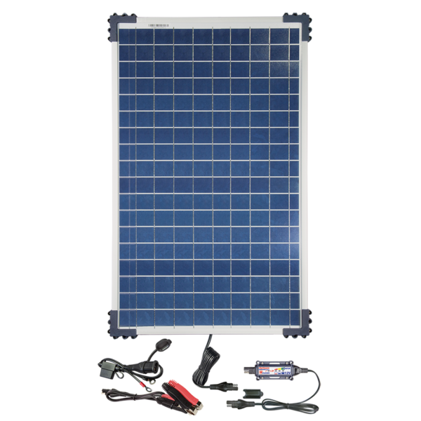 OptiMate Solar + 40W Solar Panel