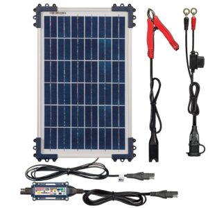OptiMate Solar DUO + 10W Solar Panel