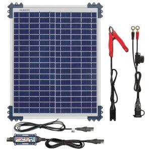 OptiMate Solar DUO + 20W Solar Panel