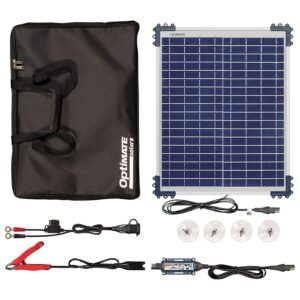 OptiMate Solar DUO 20W Travel Kit