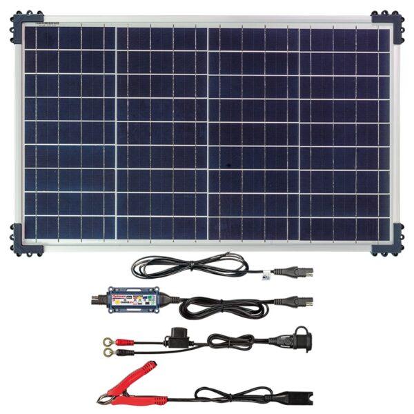 OptiMate Solar DUO + 40W Solar Panel
