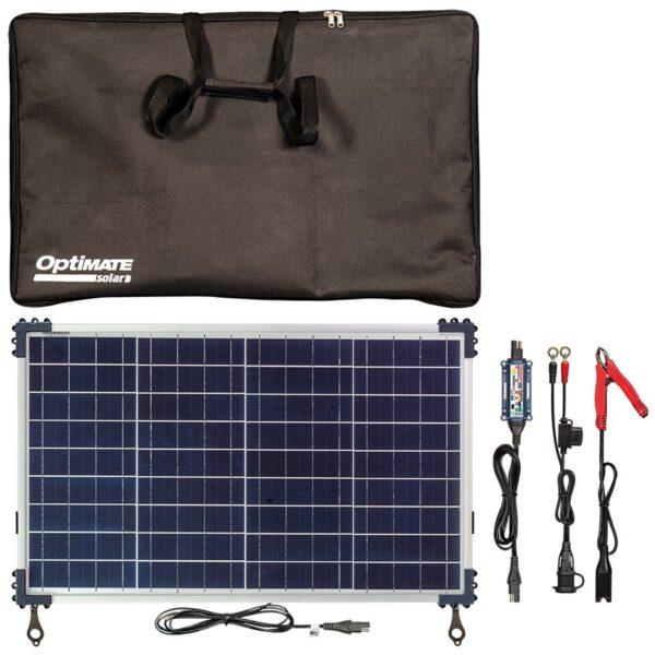 OptiMate Solar DUO 40W Travel Kit