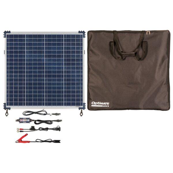 OptiMate Solar 60W Travel Kit