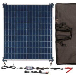OptiMate Solar 80W Travel Kit