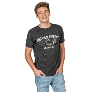 OptiMate Emotional Support Vehicles T-shirt
